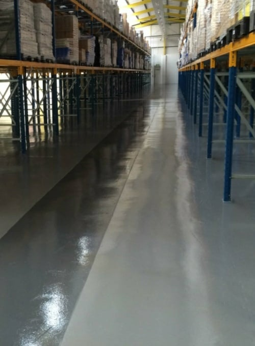 epoxy floor contractors western cape