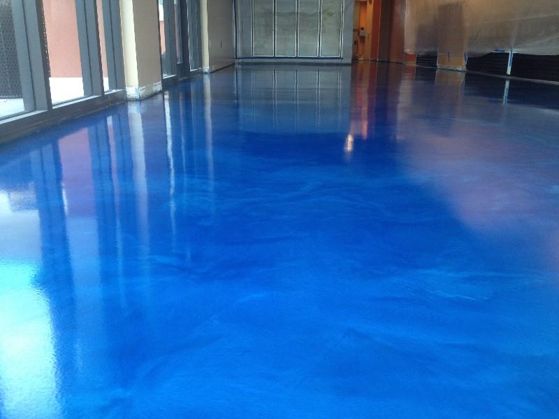 polyurethane and epoxy flooring differences