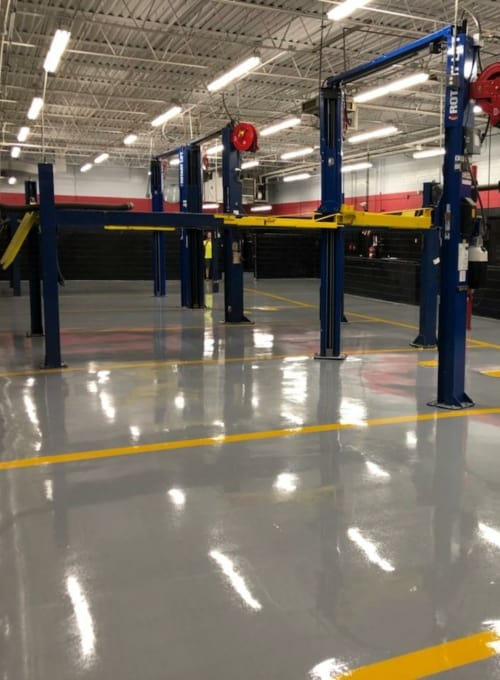 polyurethane flooring western cape